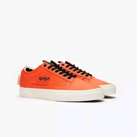 2d7aed4d13ba Vans X Nasa Space Voyager Firecracker Shoes